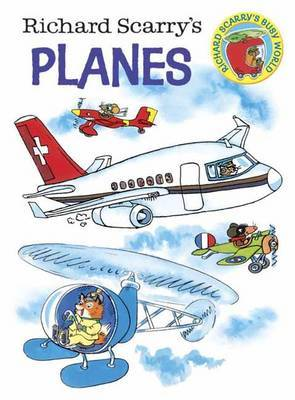Richard Scarry's Planes by Richard Scarry image