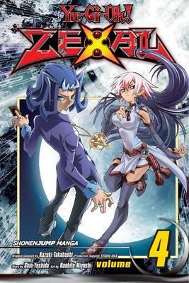 Yu-Gi-Oh! Zexal, Vol. 4 by Shin Yoshida