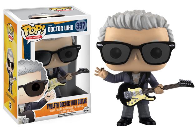 Doctor Who - 12th Doctor (Guitar) Pop! Vinyl Figure