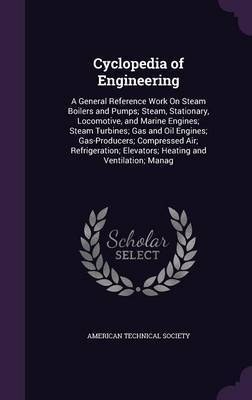 Cyclopedia of Engineering