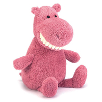 Jellycat: Toothy Hippo