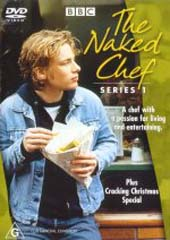 Naked Chef - Series 1 on DVD