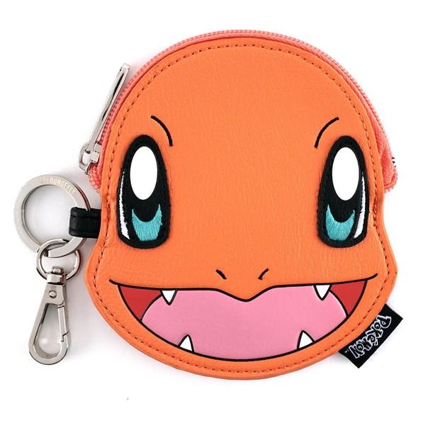 Loungefly Pokemon Charmander Face Coin Bag