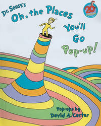 Oh, the Places You'll Go Pop-Up! by Dr Seuss image