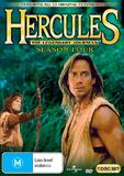 Hercules: Season 4 (7 Disc Set) on DVD
