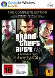 Grand Theft Auto IV: Complete Edition for PC Games