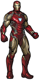 Avengers: Endgame - Iron Man (#186) - Collectors FiGPiN image