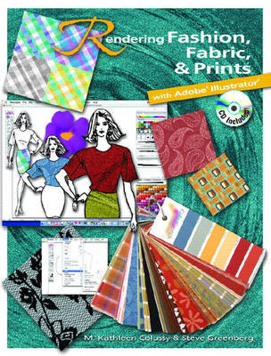 Rendering Fashion, Fabric and Prints with Adobe Illustrator by M. Colussy image
