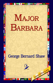 Major Barbara by George Bernard Shaw image