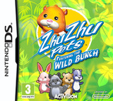 Zhu Zhu Pets: Featuring the Wild Bunch for Nintendo DS