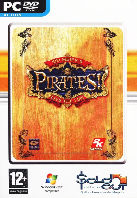 Sid Meier's Pirates! for PC