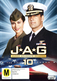 JAG: Judge Advocate General - The 10th & Final Season DVD