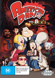 American Dad! - Volume 8 on DVD