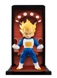 Dragon Ball Z Tamashii Buddies Super Saiyan Vegeta PVC Figure