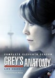 Grey's Anatomy - Complete Eleventh Season DVD
