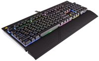 Corsair STRAFE RGB Mechanical Gaming Keyboard (Cherry MX Brown) for PC Games
