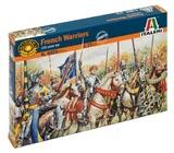 Italeri: 1:72 French Warriors - Model Kit
