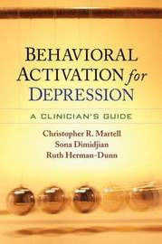 Behavioral Activation for Depression by Christopher Martell image