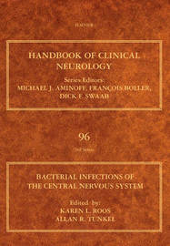 Bacterial Infections of the Central Nervous System: Volume 96 image