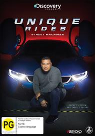 Unique Rides: Street Machines on DVD