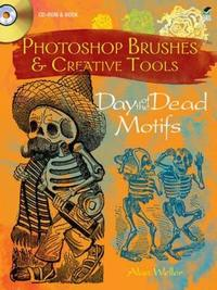 Photoshop Brushes & Creative Tools: Day of the Dead Motifs by Alan Weller image