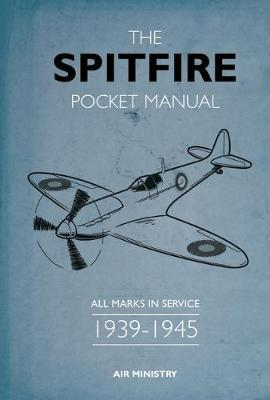 The Spitfire Pocket Manual by Martin Robson image
