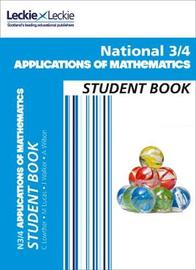 National 3/4 Applications of Mathematics Student Book by Craig Lowther