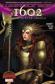 1602 Witch Hunter Angela by Kieron Gillen
