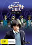 Grange Hill - Series 1 & 2 (5 Disc Box Set) on DVD