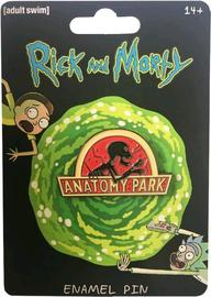 Rick and Morty - Anatomy Park Enamel Pin