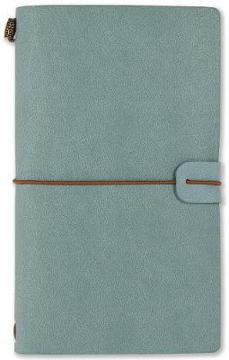 Voyager Light Blue Journal