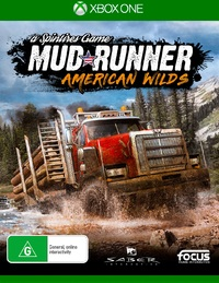 Spintires MudRunner: American Wilds for Xbox One