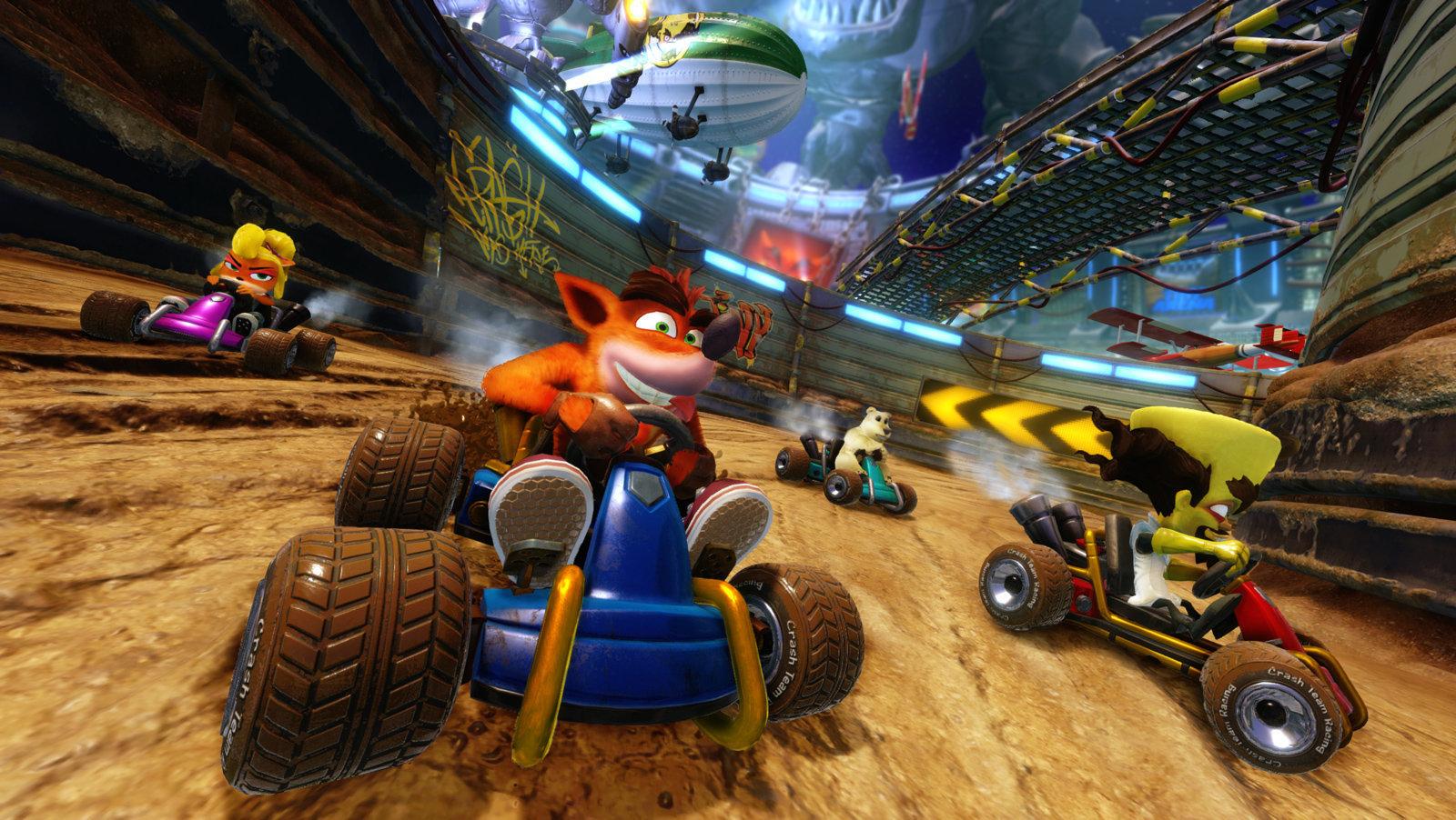 Crash Team Racing Nitro-Fueled for Switch image