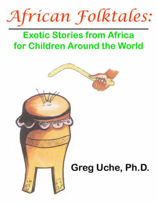 African Folktales by Greg Uche image