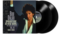 Springtime In New York: The Bootleg Series, Vol. 16 (1980 – 1985) by Bob Dylan