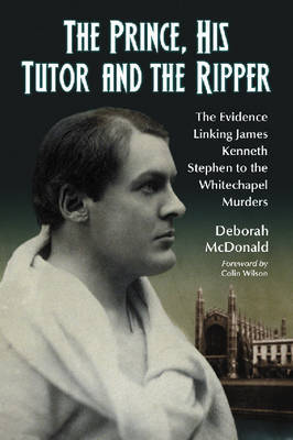 The Prince, His Tutor and the Ripper by Deborah McDonald image