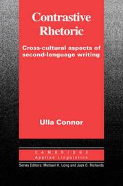 Cambridge Applied Linguistics by Ulla M. Connor image
