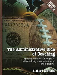 Administrative Side of Coaching by Richard Leonard image