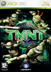 Teenage Mutant Ninja Turtles for Xbox 360 image
