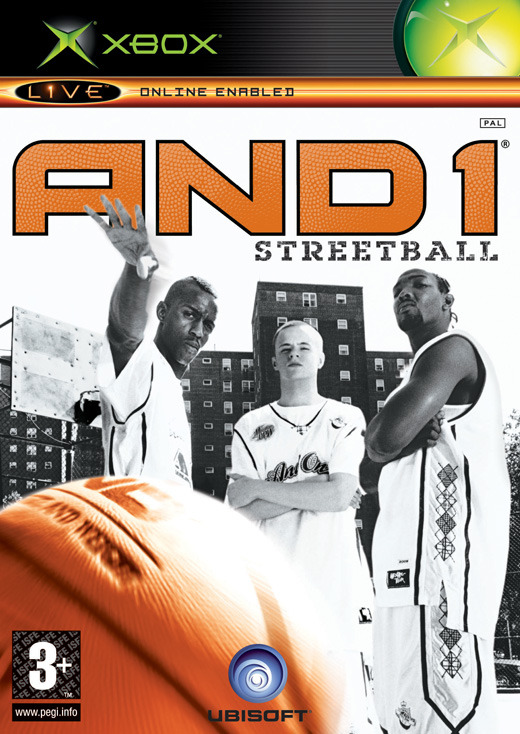 AND 1 Streetball for Xbox