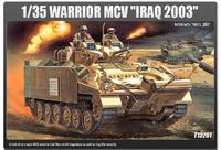 "Academy Warrior MCV ""Iraq 2003"" 1/35 Model Kit"