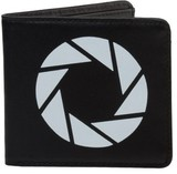 Portal 2 Aperture Laboratories Logo Wallet