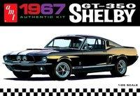 AMT 1967 Shelby GT-350 1/25 Model Kit