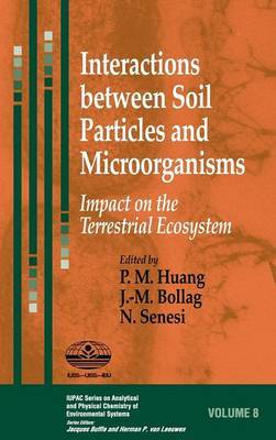 Interactions between Soil Particles and Microorganisms image