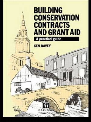 Building Conservation Contracts and Grant Aid by Ken Davey image