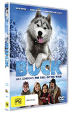 Buck. Jack London's The Call of The Wild on DVD