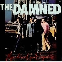 Machine Gun Etiquette (LP) by The Damned