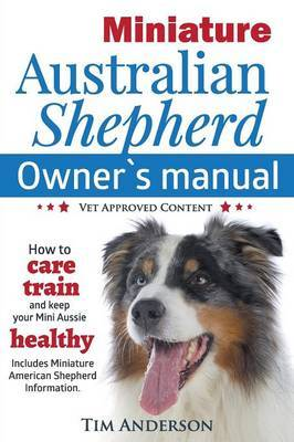 Miniature Australian Shepherd by Tim Anderson