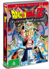 Dragon Ball Z - Movie 12 - Fusion Reborn on DVD