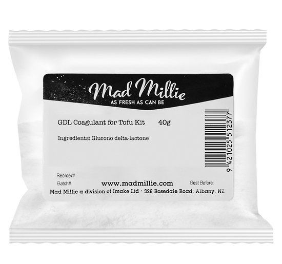 Mad Millie Tofu Coagulant (40g) | at Mighty Ape NZ